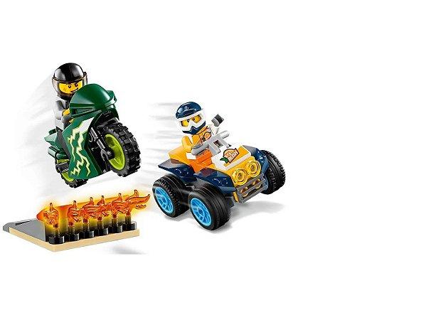 LEGO City 60255 -  Equipe de dublês