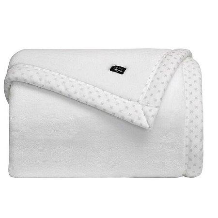 Cobertor Manta Blanket 700 Queen Branca - Kacyumara