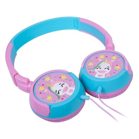 Fone Kids Headphone Unicórnio OEX