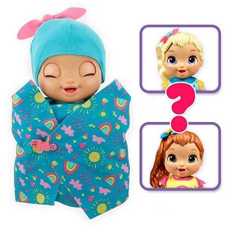 Boneca Baby Alive Grows Up Feliz  E8199 Hasbro
