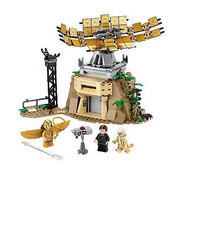 Lego WW84 Mulher Maravilha Vs Cheetah 76157