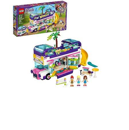 Lego Friends Ônibus da amizade 41395
