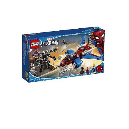 LEGO Spider-Man 76150 -  Spiderjet vs. Venom Mech