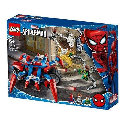LEGO Spider-Man  Spider-Man vs. Doc Ock 76148