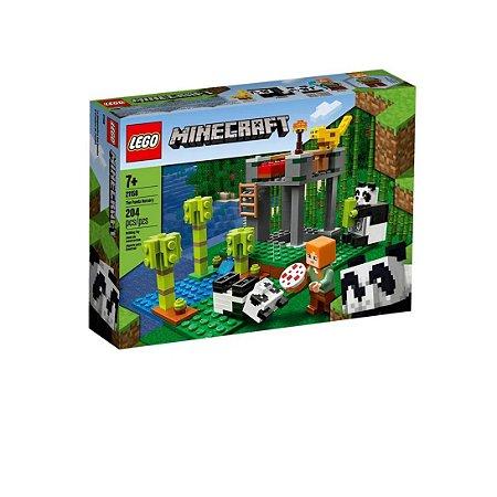 LEGO Minecraft A Creche dos Pandas 21158