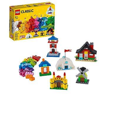 Lego Classic Tijolos e Casas 11008