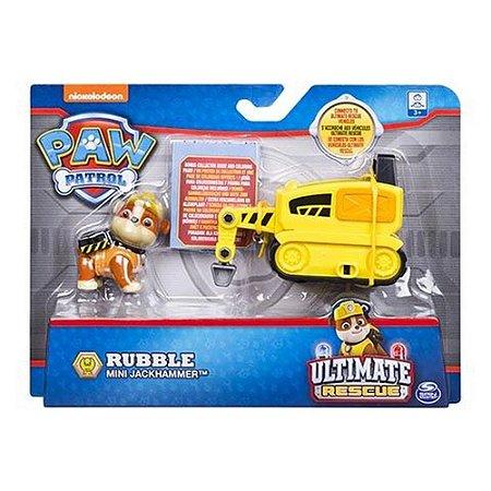 Rubble mini jackhammer - Patrulha canina Ultimate Rescue