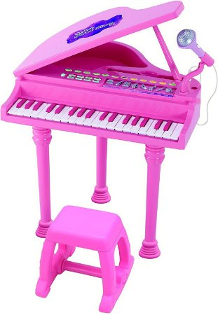 Piano Sinfonia Rosa Yes Toys WinFun