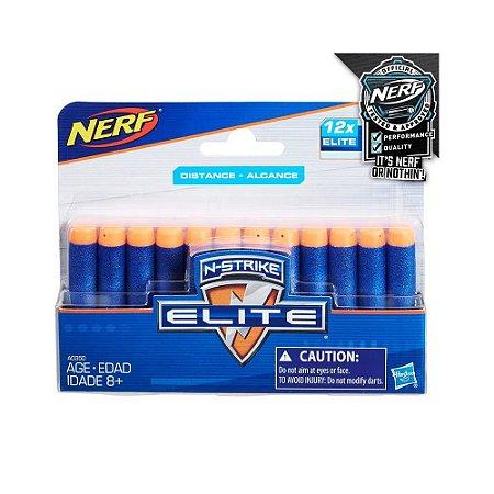Kit com 24 Dardos Nerf Elite Hasbro