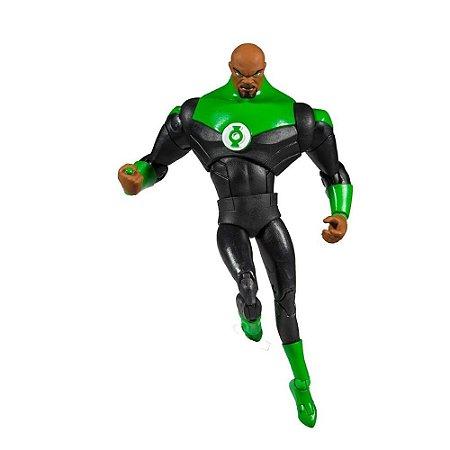 Boneco Lanterna Verde DC Multiverse