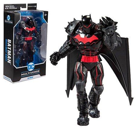 Boneco Batman Hellbat DC