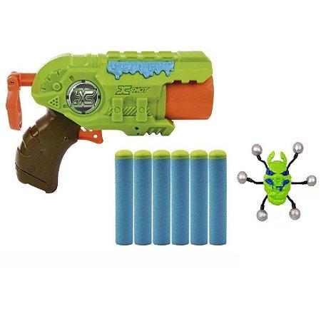 Lançador De Dardos XShot Bug Attack Predator Candide