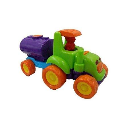 Baby Truck Tratores com Função Sortidos - Roma