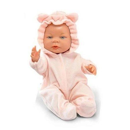 Boneca Roma Babies Bebê Recém Nascido Roma