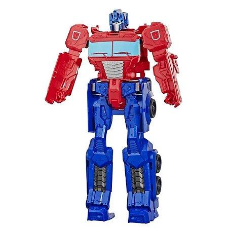 Boneco Transformers Optimus Prime