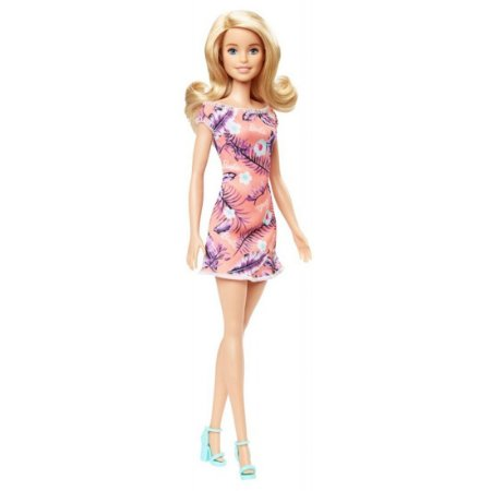 Boneca Barbie Fashionista Loira Mattel