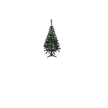 Árvore de Natal 200 Tips Pé de Plástico 1,2m