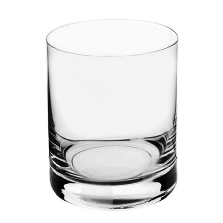 Jogo de Copos Baixos Cristal Ecológico 320ml Barware Bohemia