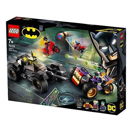 Lego Perseguição do Triciclo de Joker 76159