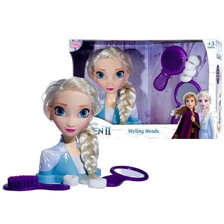 Frozen 2 Styling Heads Elsa - Baby Brink