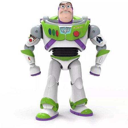 Boneco Buzz Lightyear Toy Story Com Som Toyng