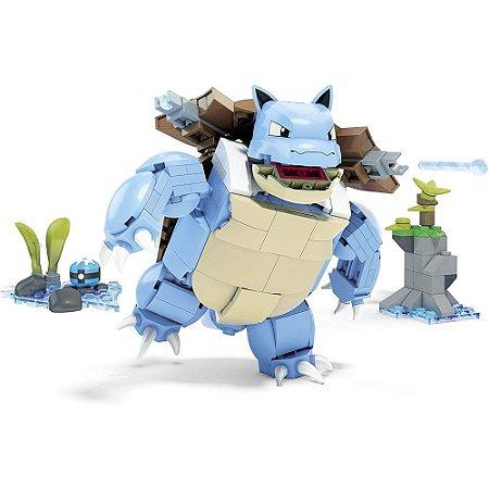 Pokémon Evolução Blastoise Mega Construx