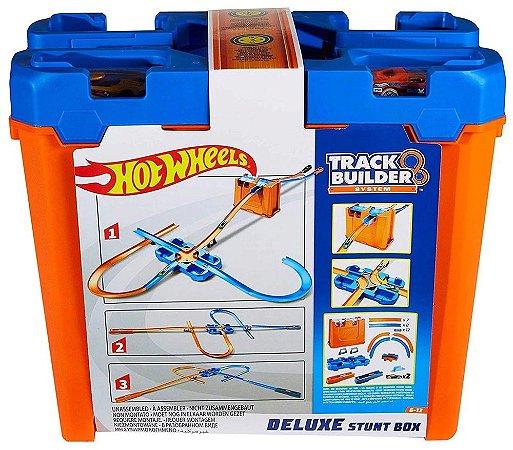 Hot Wheels Caixa de Manobras Track Builder System