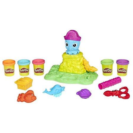 Massinha Play Doh Polvo Divertido Hasbro