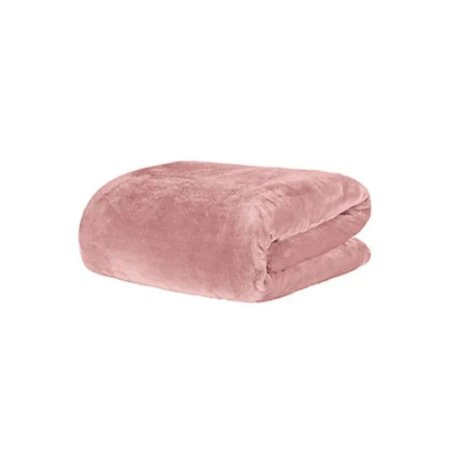 Cobertor Manta Blanket Queen 300g Rose Bride - Kacyumara