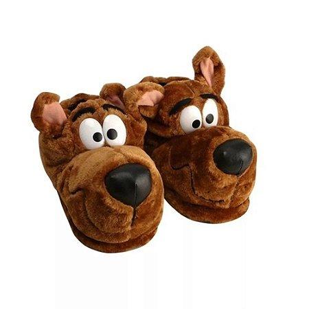 Pantufa Unissex Scooby Doo 42/44 Zona Criativa