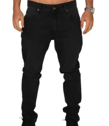 Calça Jeans Preta MCD
