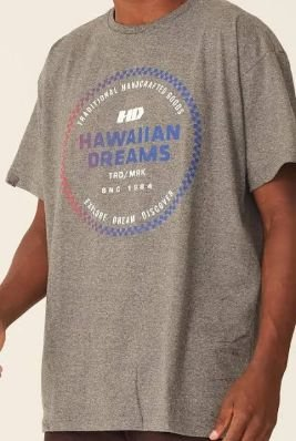 Camiseta HD Círculo Quadriculado