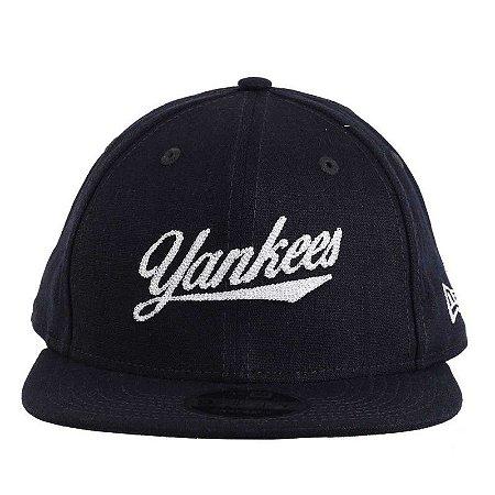 Boné Snapback 950 Core New York Yankees Marinho - 775 Brasil Franca ... 3d04bde9892