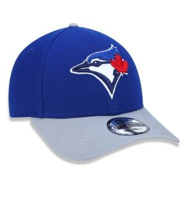 BONÉ ABA MLB TORONTO BLUE JAYS TEAM COLOR AZUL