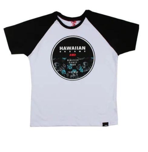 Camiseta Infantil HD tam. 10