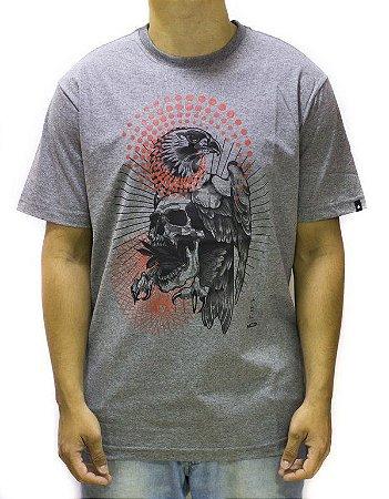 Camiseta Mcd Eagle Skull