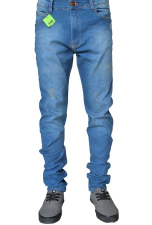 Calca Jeans HD Lavagem Clara