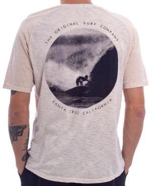 Camiseta Oneill Especial Raglan Through The Lens
