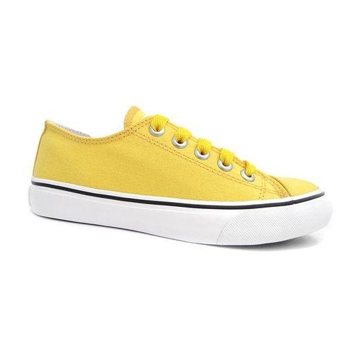Tênis Capricho Lanai Canvas amarelo