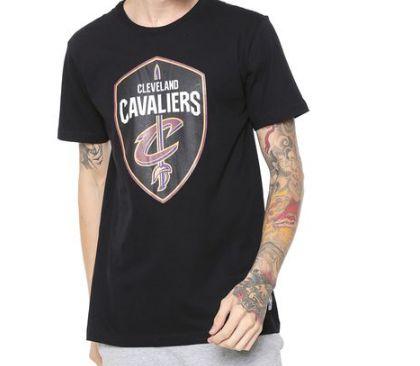 Camiseta NBA Cleveland Cavaliers Logo