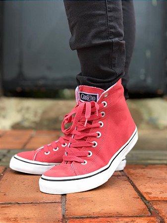 Tênis Capricho Shoes Likes Canvas Hi Rust