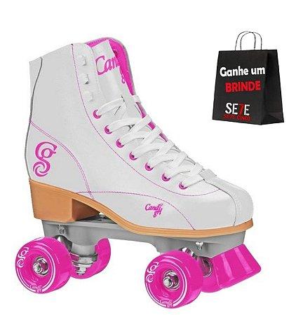 Patins Roller Derby Sabina White Candi Girl