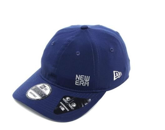 Boné New Era Velcro 920 ST Piping Booking Azul
