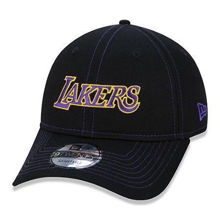 Boné Los Angeles Lakers Core Stitch