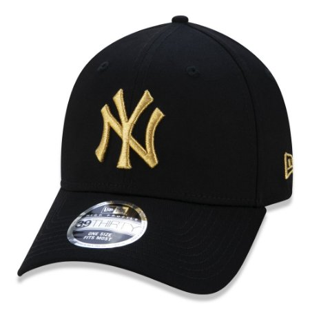 Boné New Era Aba Curva MLB New York Yankees 9Furty