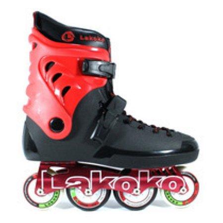 Patins Lakoko Hard Boot Freestyle Urban Slalon