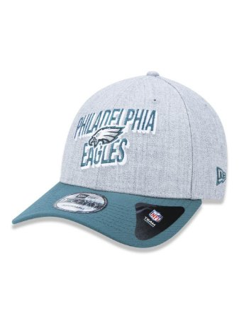Boné New Era Snapback Philadelphia Eagles