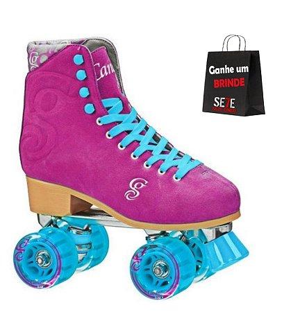 Patins Roller Derby Quad Candi Girl Carlin