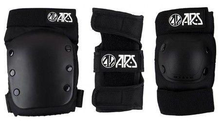 Kit de Proteção ARS Iniciante Preto