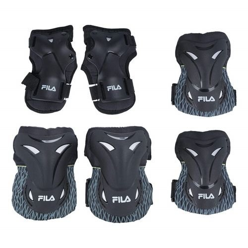 Kit de proteção adulto Fila